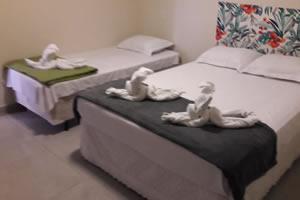 Acomodações em Pousada em Ubatuba Hotel